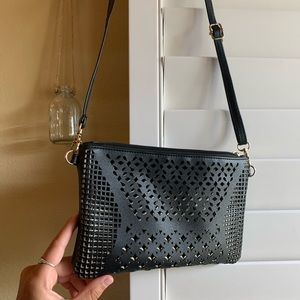Handbags - • Small Over The Shoulder Purse •